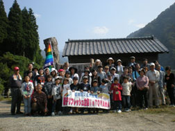 福島復興支援 親子リフレッシュ交流企画 in TOYAMA