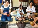 バタバタ茶体験